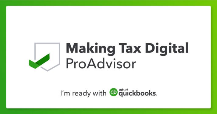 Making Tax Digital Quickbooks Advisor