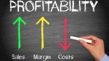 Profit margins and profitability