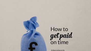 Getting paid on time – your company is NOT a source of alternative finance!
