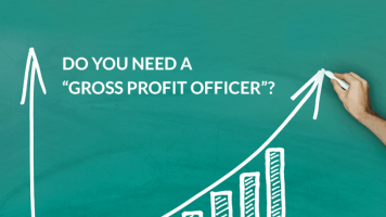 Gross Profit Officer – appoint one today!